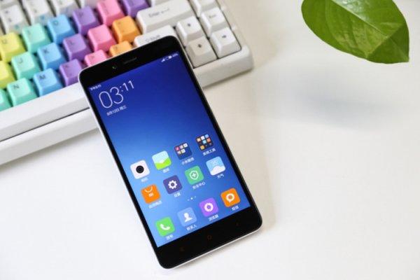 """Xiaomi Redmi Note 2 PRIME 2+32GB aus Europa, 5,5"""" FHD, 2,2Ghz Octa Core 3060mAh, 13 MP Kamera, MIUI"""