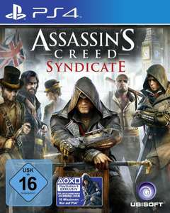 Assassin's Creed: Syndicate - Special Edition (PS4) für 38,90€ @ Comtech