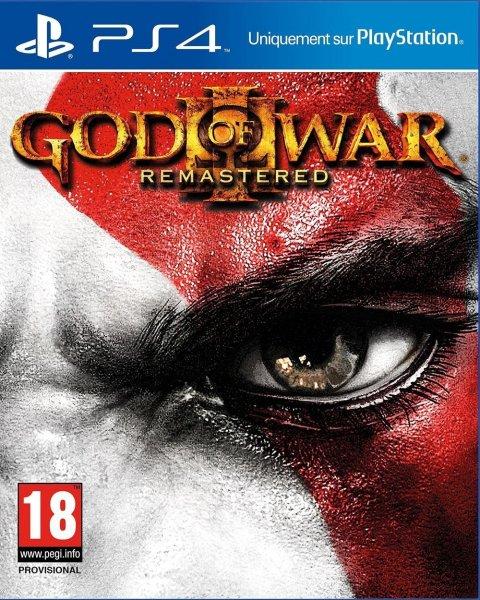 God Of War 3 HD Remastered (PS4) für 23,68€ bei Amazon.fr