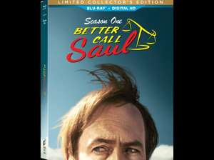 (MediaMarkt Mainz) Better Call Saul (Exclusive Limited Collectors Edition) auf Blu-ray für 22€