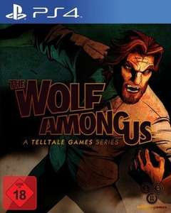 The Wolf Among Us [PlayStation 4] für 14€ bei Media Markt