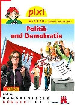 2 Pixi Bücher über Politik gratis