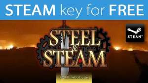 Steel & Steam: Episode 1 Steam Key Giveaway @ Indiegala