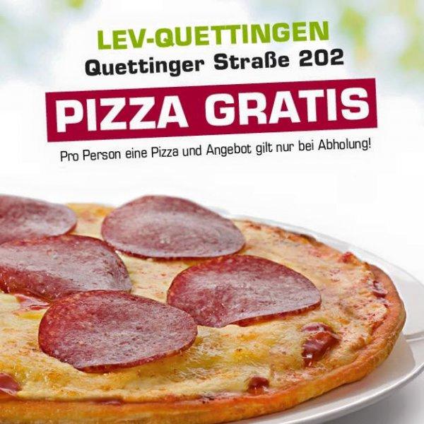 [Lokal Leverkusen] Gratis Pizza bei Stückwerk Neueröffnung am 13.11.2015