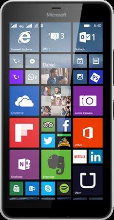 [mobilcom-debitel] Microsoft Lumia 640 XL LTE Dual Sim Schwarz 189,99€ + 4,95€ VSK jetzt 219,99€