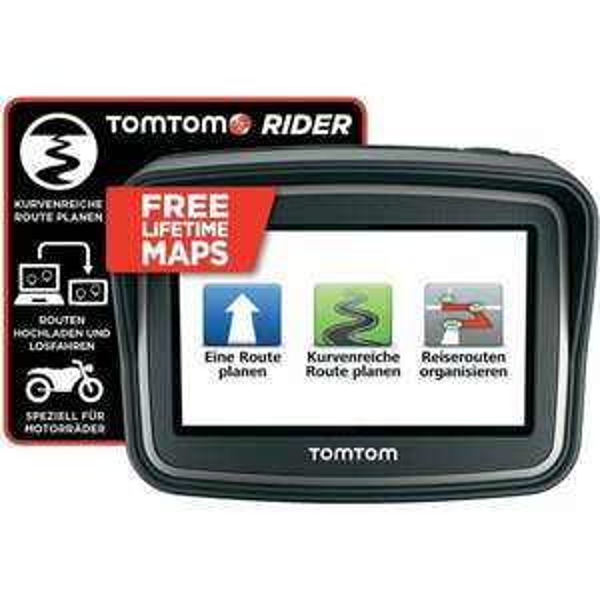 [WEB-VITA @ebay] Motorrad Navi TomTom Rider v4 239€