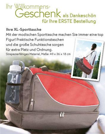 [Yves Rocher] Sporttasche + Nachtcreme gratis!!!