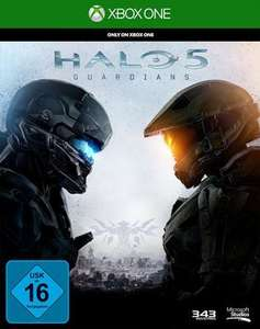 [One-Telecom] Halo 5: Guardians (Xbox One) für 44,89€ [Disc-Version]