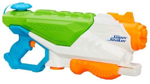 Hasbro A9459EU4 - Super Soaker FloodFire für 12,55€ (Prime: 9,55€) - Ersparnis mind. 20% *Update*