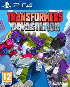 [PS4] Transformers Devastation Exclusive Edition @ Game.co.uk