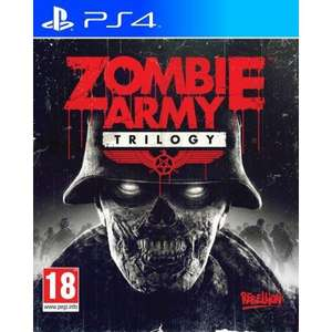(PS4/TheGameCollection) Zombie Army Trilogy für 28,18 €