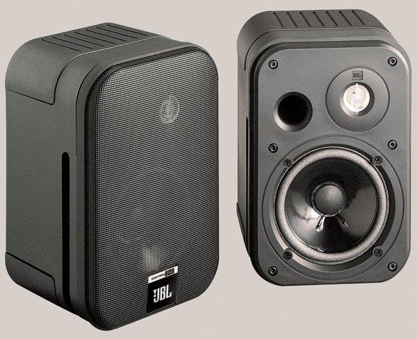 [Amazon] JBL Control One 1Paar schwarz für 72,99