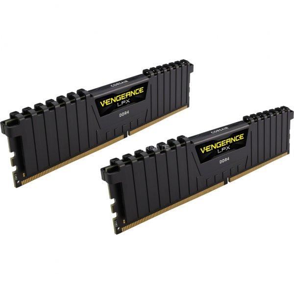 [Allyouneed-Alternate] Corsair Vengeance LPX schwarz DIMM Kit 16GB, DDR4-3000, CL15-17-17-35 für 123,66