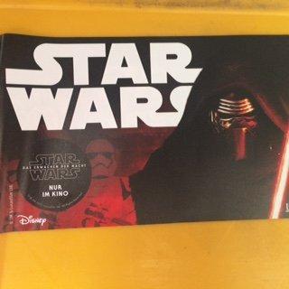 Star Wars Fähnchen