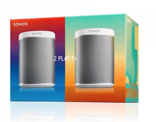 Sonos Play 1 Duo Schwarz oder weiß - Direkt bei Sonos