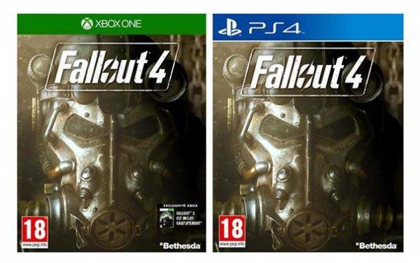 Fallout 4 (Xbox One/ Playstation 4) für 46,58€ bei Amazon.fr