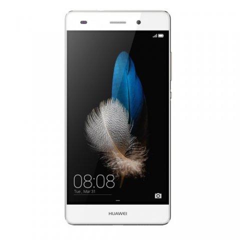 "Huawei Ascend P8 Lite 16GB 4G LTE ""Dual Sim"" (ohne SIM-Lock) - Weiß"