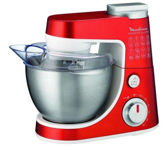 Küchenmaschine Moulinex Masterchef Gourmet - idealo: 175€