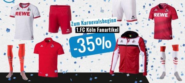 1. FC Köln Fanartikel -35%