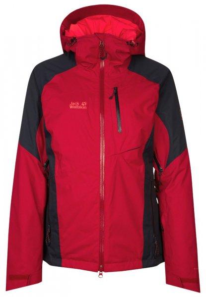 [zalando]Jack Wolfskin Damen Snow Mountain Skijacke mit Lawinenverschütteten-Suchsystem