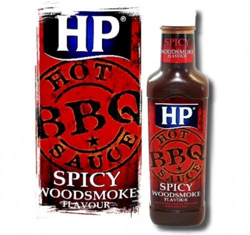 HP BBQ Sauce @ Jawoll in Kiel/Raisdorf