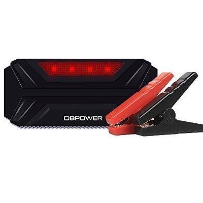 [Amazon.de] DBPOWER 600A 16500mAh Tragbare Auto Starthilfe/Batterie
