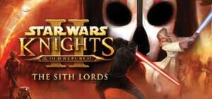 [Steam] STAR WARS: Knights of the Old Republic II (2,99€)