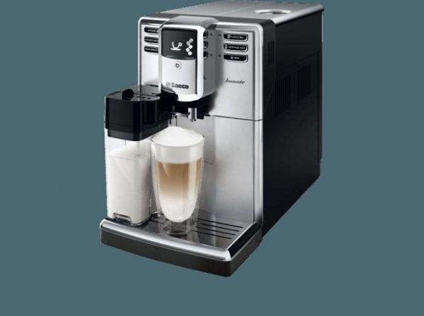 [Mediamarkt] SAECO HD 8917/01 Incanto OTC Kaffeevollautomat (100 % Keramik, 1.8 Liter/Jahr, Edelstahl/Schwarz) für 499,-€ Versandkostenfrei