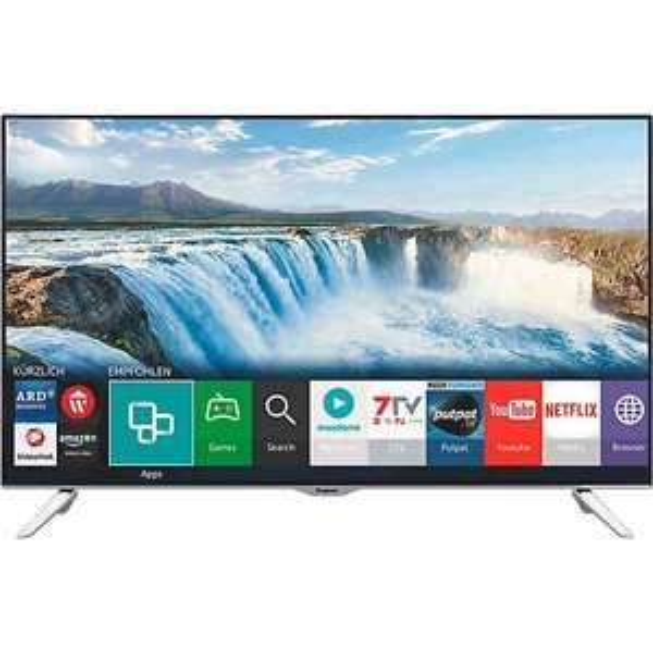 Otto - Panasonic TX-40CXW404, LED TV, 40 Zoll, 2160p 4K Ultra HD, SmartTV, 3D