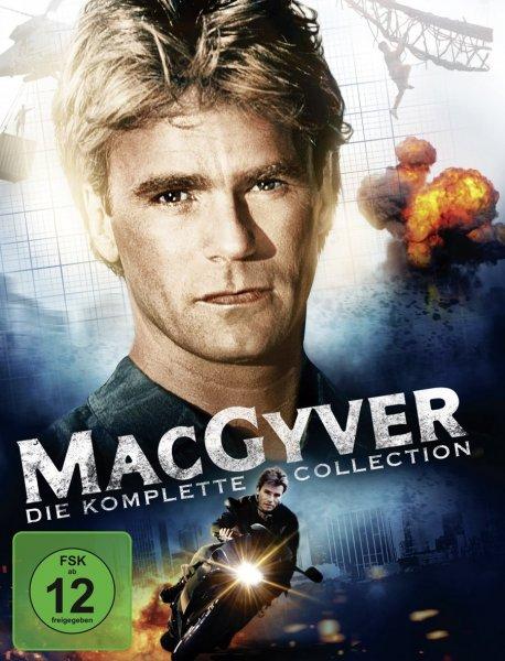 [Thalia] MacGyver - Die komplette Serie (38 DVDs) für 45,64€