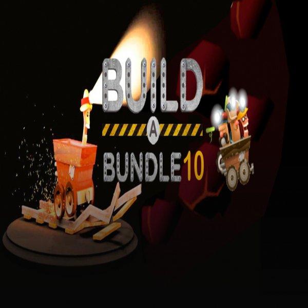 [6 x STEAM] Build a Bundle 10 @ Groupees