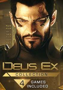 [Steam] Deus Ex Collection 6,59€ @ gamesplanet