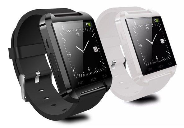 [Groupon] Bluetooth SmartWatch mit 1,48 Zoll Bildschirm und Anruf-Alarm schwarz oder weiss