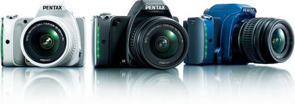 Pentax K-S1 + DA L 18-55 mm + 16 GB FLUCARD bei Fotoversand AFA