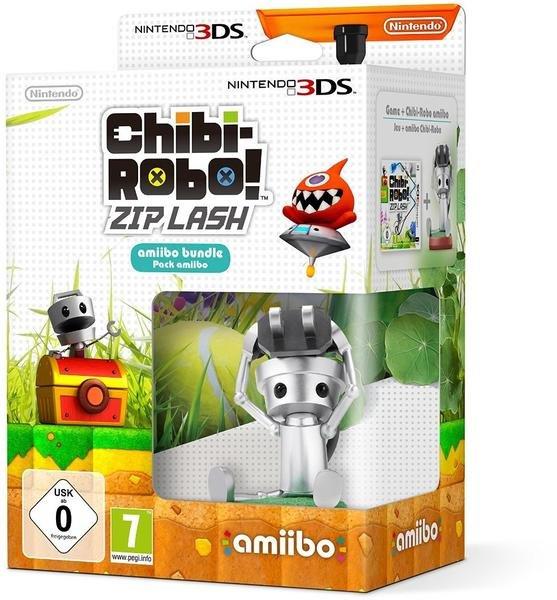 (3DS/Thalia) Chibi Robo! Zip Lash Amiibo Edition für 27,99 €
