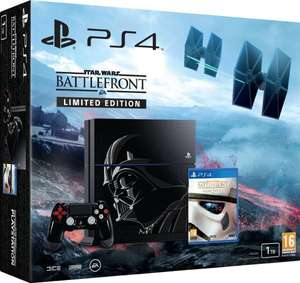 Playstation 4 Star Wars Edition bei Amazon fr.
