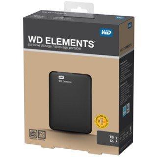 [Expert] WD Elements Portable externe Festplatte 1,5 TB (2,5 Zoll, USB 3.0) schwarz