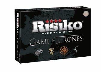 (Brettspiel/Bücher.de) Risiko: Game of Thrones Collector's Edition für 62,60 €