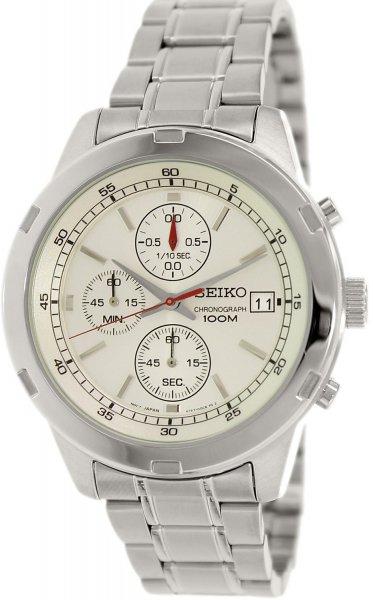 Seiko Quartz Männer Armbanduhr SKS417P1 für 86,51€