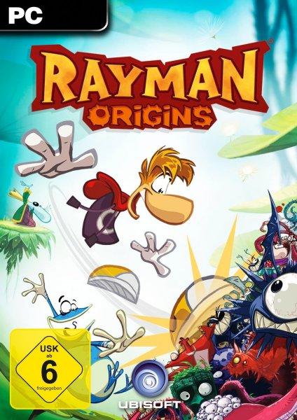 [PC Download] Rayman 3 und Rayman Origins