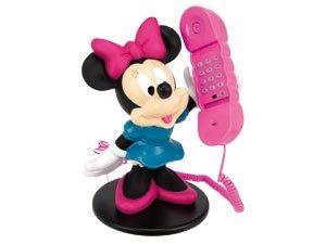 Minnie Mouse Schnurgebundenes Telefon für nur 10.-€ bei Amazon