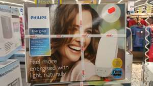 ( real,- Markt Siegen ) Philips HF3419/01 EnergyUp White