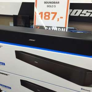 [Saturn Dortmund] Bose Solo TV 5 Soundbar
