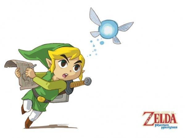 [Wii U eShop]The Legend of Zelda - Phantom Hourglass und Spirit Tracks je 9,99€, zusammen für 14,98€