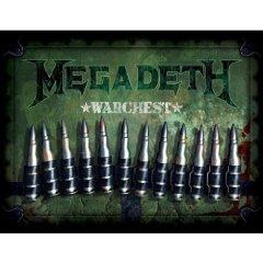 """Megadeth - Warchest [4 """"Disks""""] MP3 Album für 5,99€ @ Amazon"""