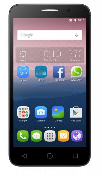 """Alcatel One Touch Pop 3 5.0"""" 5015D, Android 5.1, Dual Sim, Micro Sim, 3G, Silber und Gold inkl. Vsk für 73,86 € > [amazon.it] > Gutscheincode GRAZIE1000 > Vorbestellung"""