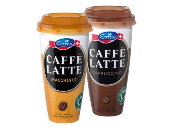 [REWE] Emmi Caffè Latte verschiedene Sorten für 0,99€ - 0,50€ durch Cashback über Scondoo