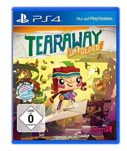 Tearaway: Unfolded [PS4] für 22,29€ bei grooves-inc.de