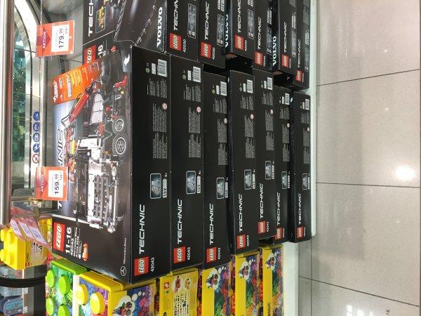 [Müller] Lego Technic 42043 Arocs Mercedes Benz Truck für 159€