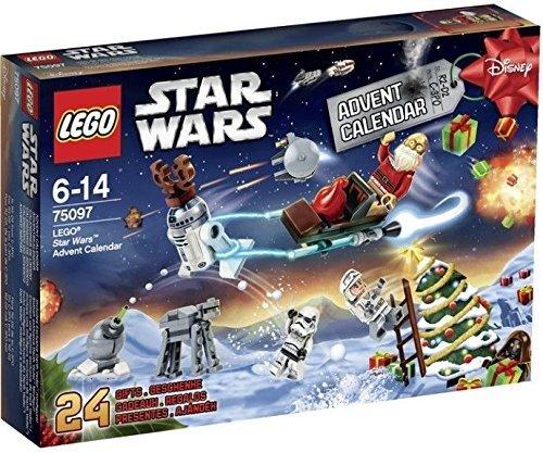 [LOKAL] LEGO Star Wars Adventskalender im Globus Weischlitz für 23,99